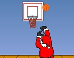 Basketball-game-with-santa
