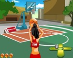 Basketbal-spel