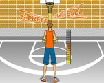 Street-basketbal-spel
